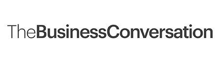 the business conversation logo